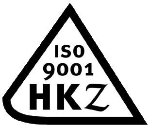 HKZ ISO 9001 logo Nederland voor kwaliteit zorg