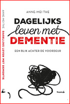 De omslag van het boek Dagelijks leven met dementie: een blik achter de voordeur' van Anne Mei The